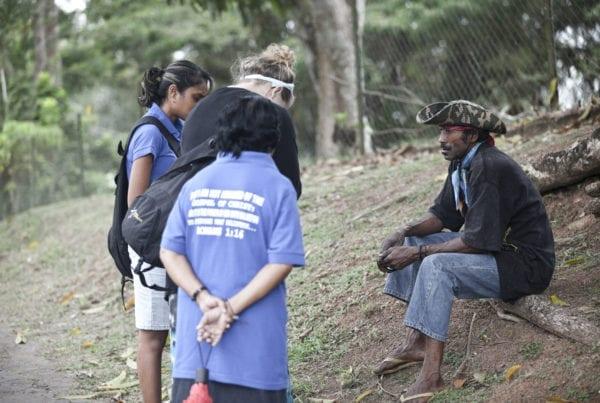Sharing the gospel in Trinidad and Tobago