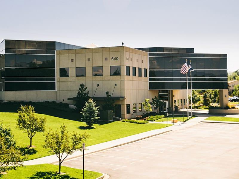 The Jericho Center in Colorado Springs, Colorado