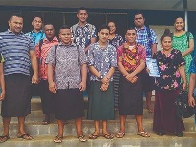 Missionaries in American Samoa