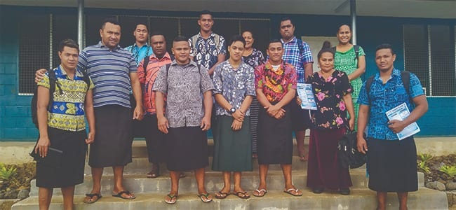 Missionaries in American Samoa