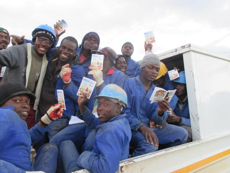 South Africa: Reaching the Community