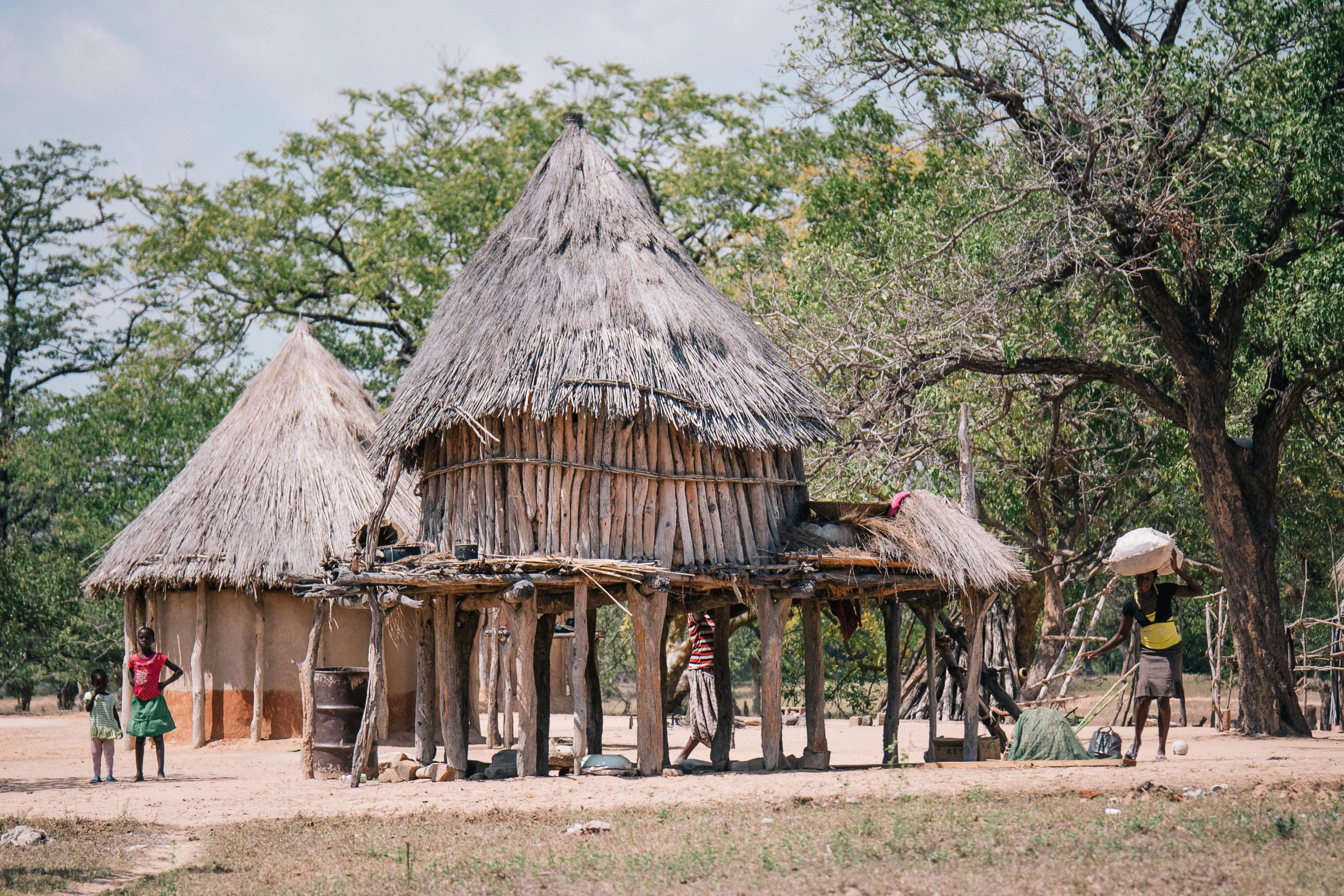Home in Zimbabwe