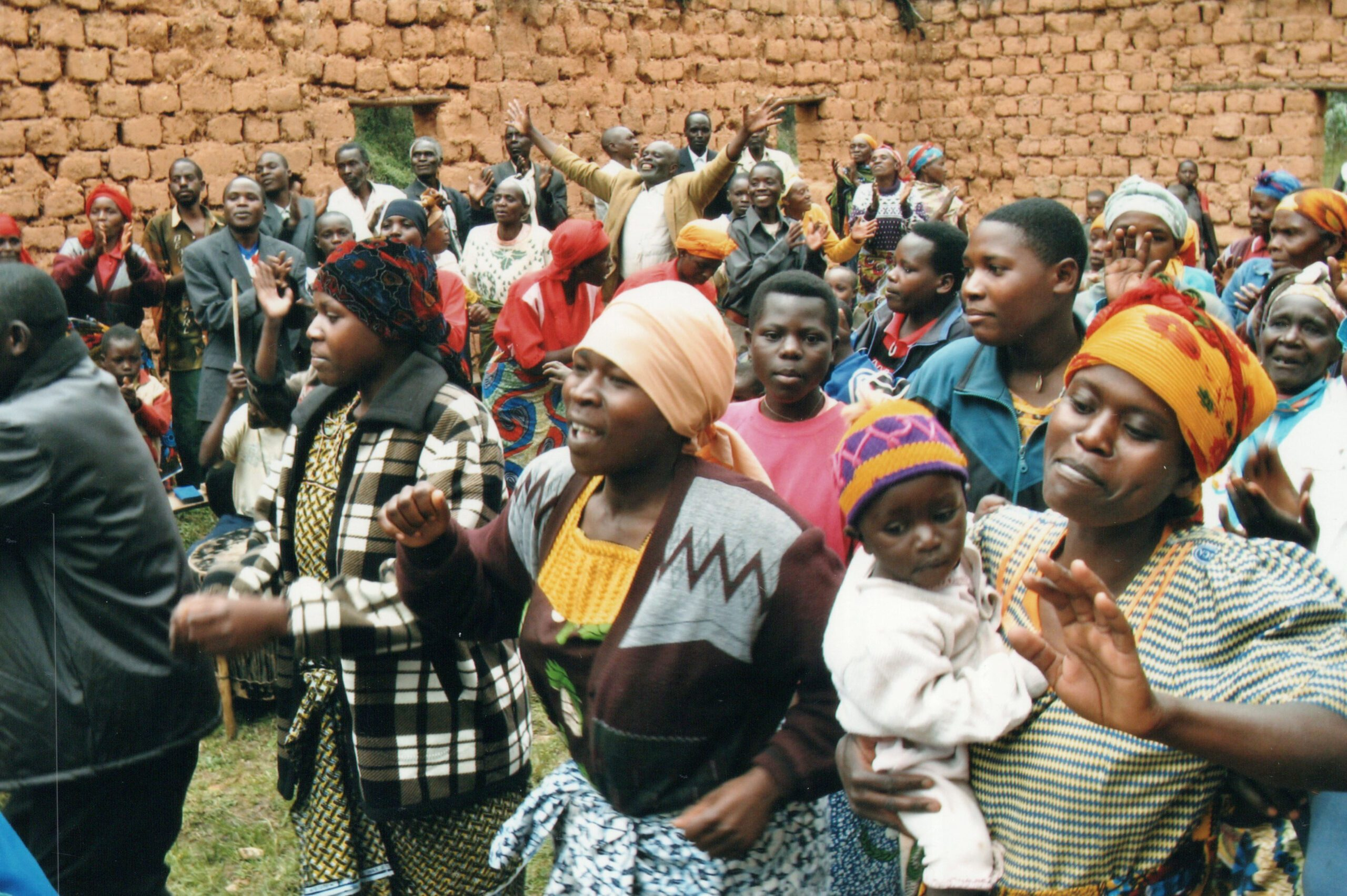 A Promise of Peace Comes to Rwanda